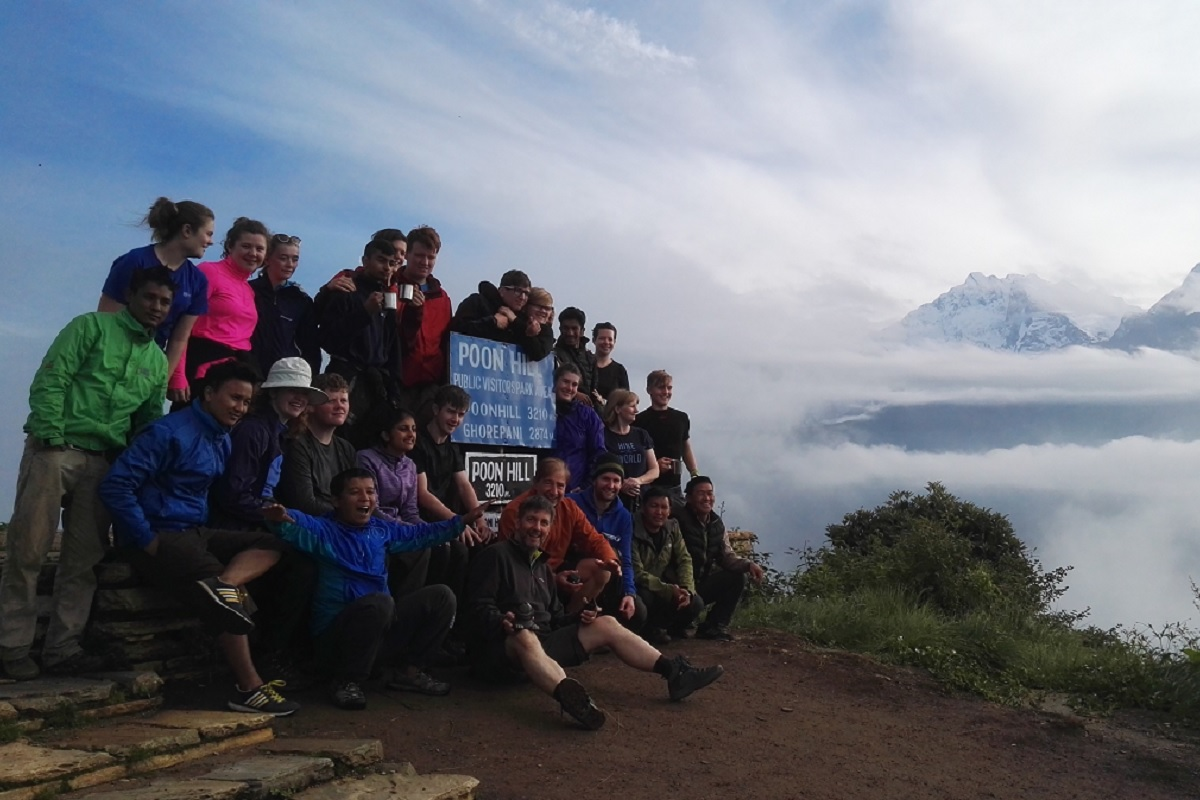 Tailor-made Group Trips in Nepal with VoluntEars