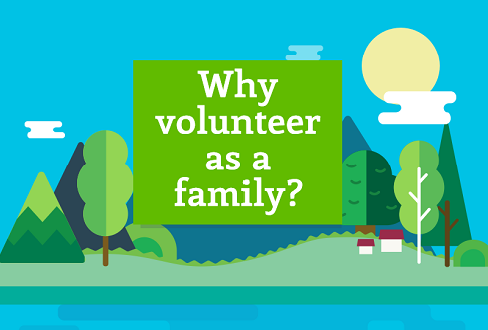 Family volunteering holiday with VoluntEars - Top 10 reasons for doing one!