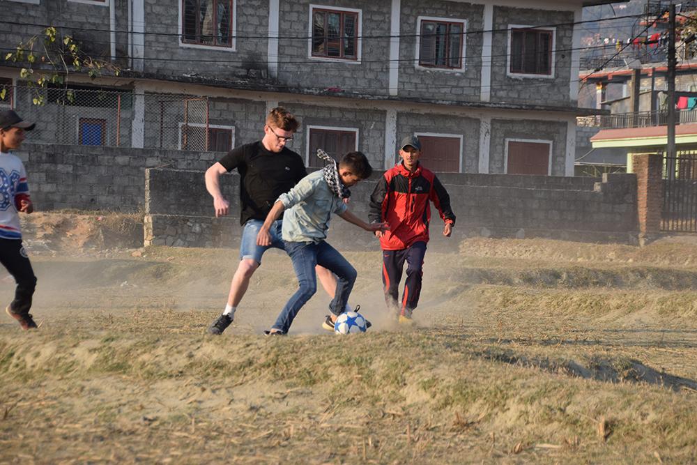 Ben Barlow Nepal Jan 2018