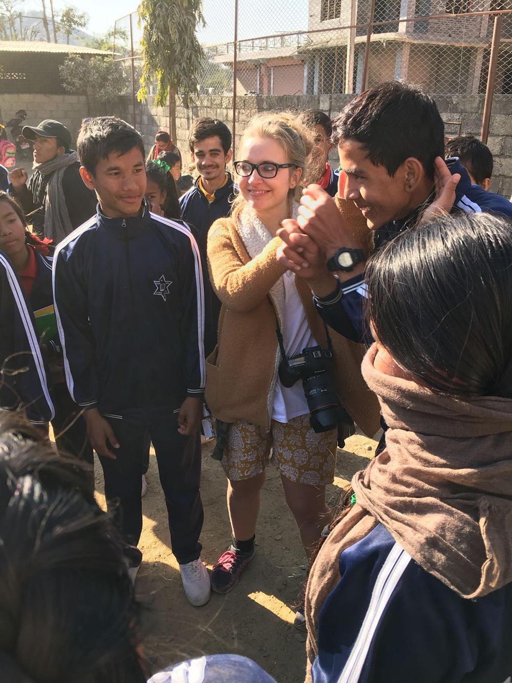 Karolina Nepal Jan 2018