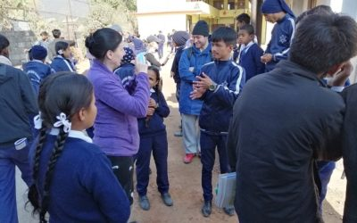 Volunteering in Nepal as a deaf person – what's it like?