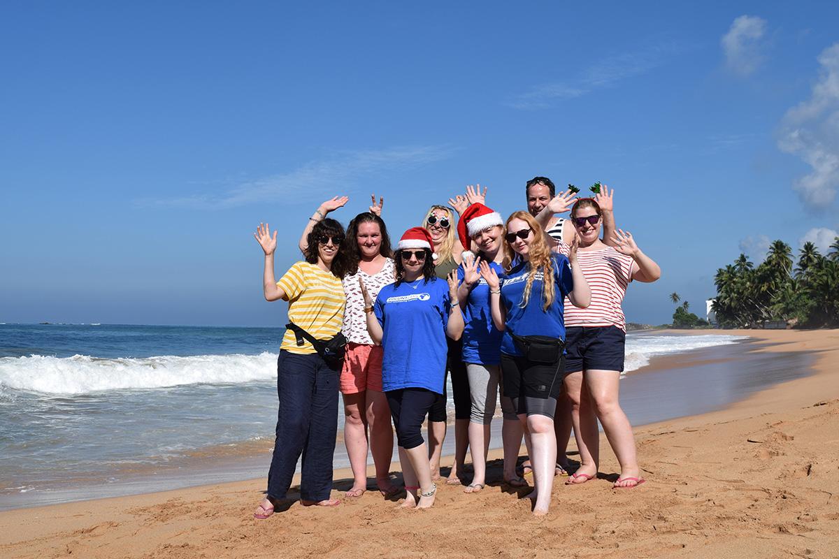 Emma Eden, Sri Lanka, 2 Week Group Trip, December 2018