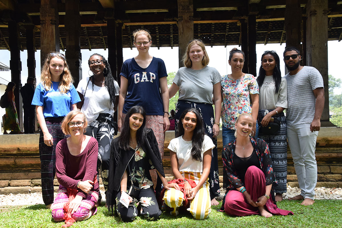 Hannah Talbot Sri Lanka 2 Week Group Trip July/August 2018