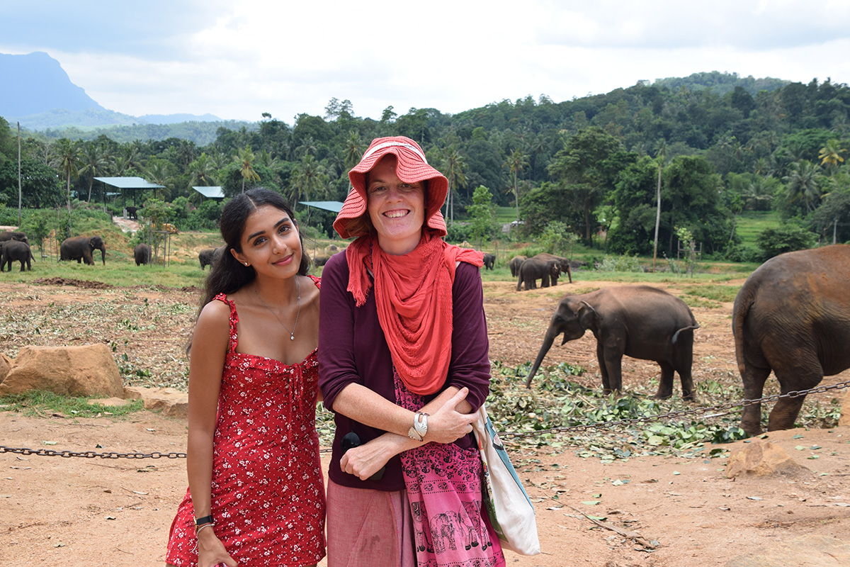 Joanna Stevens, Sri Lanka, 2 Week Group Trip, July/August 2018