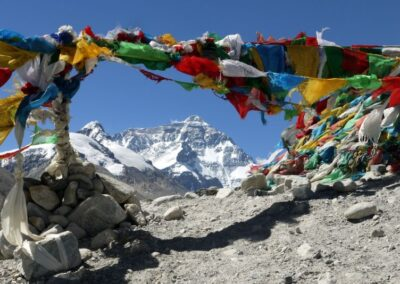 Everest Base Camp trek with VoluntEars